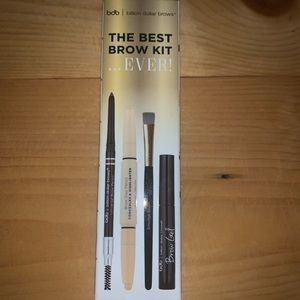 Billion Dollar Brows the best brow kit